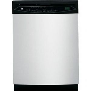 General Electric Stainless Steel 24 in. Built-in Dishwasher GSD6960NSS