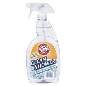 Merveilleux Arm U0026 Hammer Clean Shower Daily Shower Cleaner