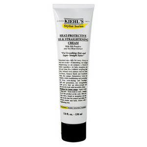 Kiehl's Heat-Protective Silk-Straightening Cream