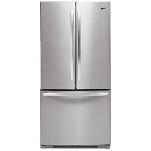LG Bottom Freezer French Door Refrigerator LFC23760ST