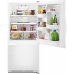 Amana Freezer Bottom Refrigerator ABB1921WEW