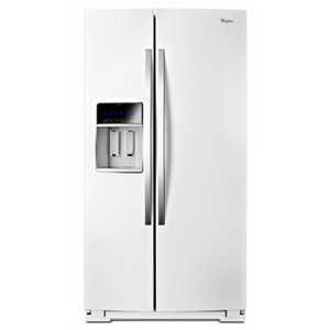 Whirlpool Gold Ice Collection Side-by-Side Refrigerator