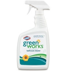 Bon Clorox Green Works Bathroom Cleaner