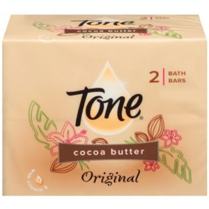 Tone Cocoa Butter Bar Soap Original