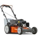 Husqvarna 22-Inch 160cc Honda GCV160 3-In-1 RWD Self-Propelled Lawn Mower With High Rear Wheels (CARB Compliant)