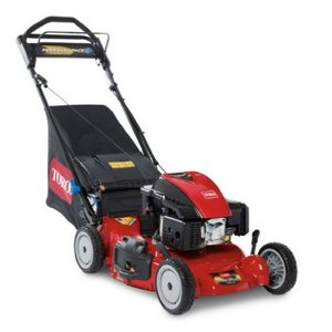 Toro 21In OHV Super Recycler with Personal Pace