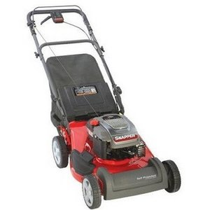 Snapper 190 cc Gas Powered 22-in 3-in-1 Self-Propelled Lawn Mower 7800837