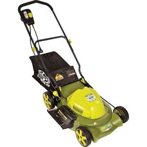 Sun Joe Mow Joe 20-Inch Bag/Mulch/Side Discharge Electric Lawn Mower