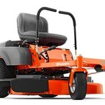 Husqvarna 42-Inch 19.5 HP Briggs & Stratton Gas Powered Zero Turn Riding Lawn Mower YTH2454 960430060