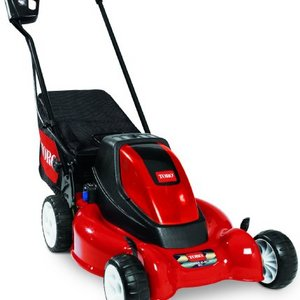 Toro e-Cycler 20-Inch 36-Volt Cordless Electric Lawn Mower
