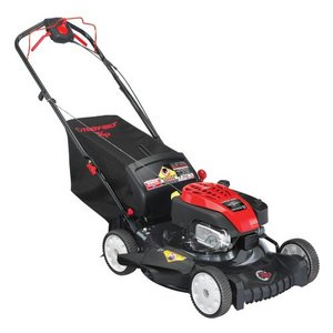 Troy-Bilt TB330XP Deluxe Self Propelled Mower