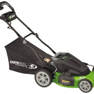 Earthwise 20-Inch Volt Side Discharge/Mulching/Bagging Cordless Electric Lawn Mower
