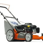 Husqvarna 21-Inch 149cc Kohler XT-6 Gas Powered 3-N-1 Push Lawn Mower With High Rear Wheels