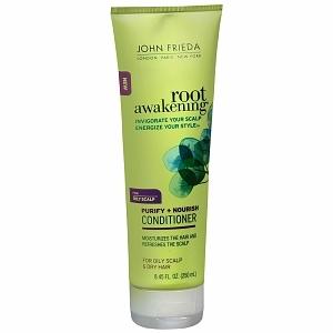 John Frieda Root Awakening Purify + Nourish Shampoo