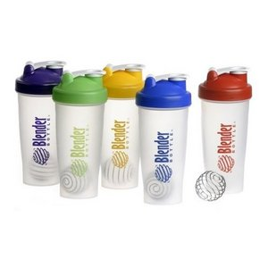 Blender Bottle Hand Shaker, Mixer & Blender