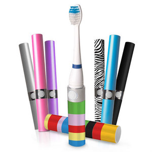 Slim Sonic Portable Toothbrush