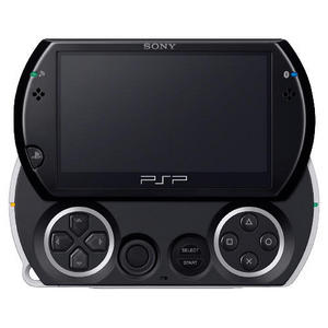 Sony - PlayStation Portable PSP Go Console