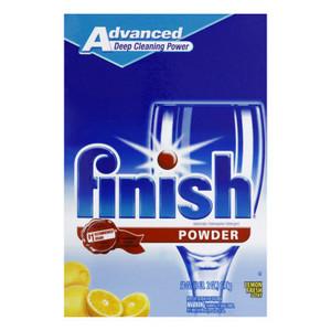 Finish Powder Dishwasher Detergent