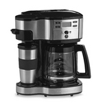 Hamilton Beach 2-Way Brewer 49980