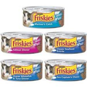 Friskies Canned Cat Food Recall 2013