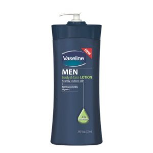 Vaseline MEN Body & Face Lotion