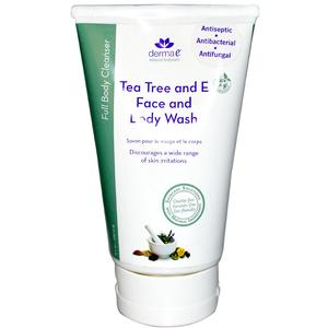 Derma Tea Tree & Face and Body Wash
