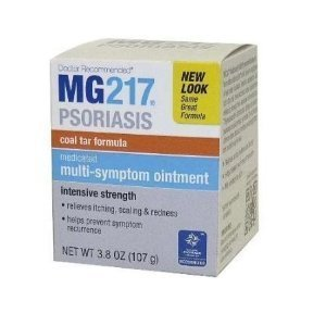 MG217 Psoriasis Medicated Multi-Symptom Ointment