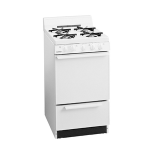 Holiday 2.4 cu. ft. 20 in. Freestanding Gas Range  GAK101OO