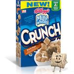 Kellogg's Brown Sugar Crunchy Mini Wheats