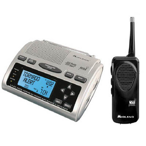 Midland WR 300 Weather Radio