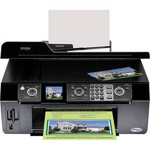 Epson Stylus CX9400 All-In-One Printer
