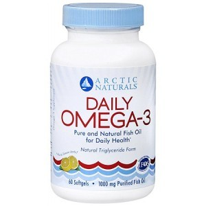 Artic Naturals Daily Omega-3 Supplement