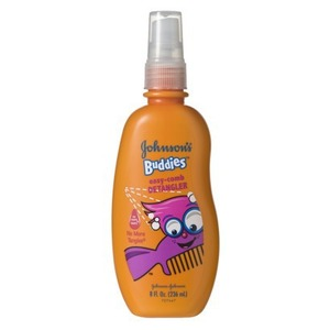 Johnson's Buddies No More Tangles Detangler