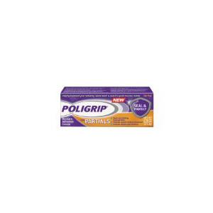 Poligrip Seal & Protect Partial Denture Adhesive Cream