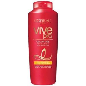 L'Oreal Vive Pro Color Vive Hi-Gloss Shampoo