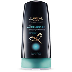 L'Oreal Advanced Haircare Power Moisture Hydrating Conditioner