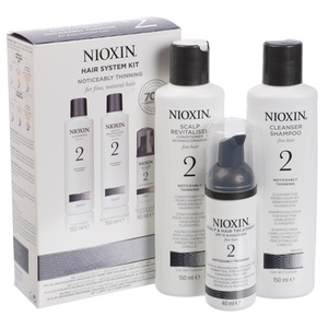 Nioxin System 2 For Thinning Hair
