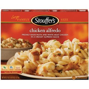 Stouffer's Large Family Size Chicken Alfredo