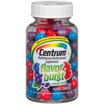 Centrum Flavor Burst Adult Chew Multivitamin Supplement