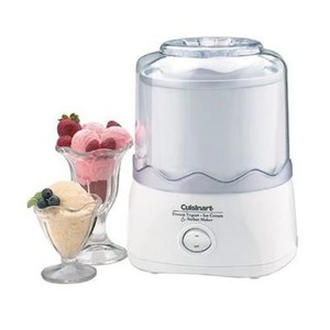 Cuisinart Ice Cream Maker CIM-22