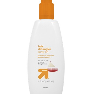 up & up Hair Detangler Spray On