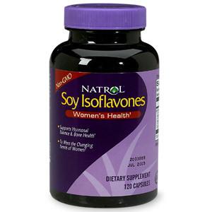 Natrol Soy Isoflavones Capsules