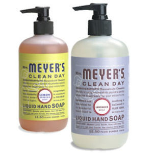 Mrs. Meyer's Clean Day Liquid Hand Soaps
