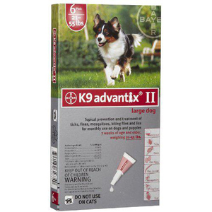 Advantix K9 II Flea Control for Dogs
