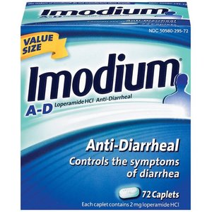 Imodium AD Anti-Diarrhea Medicine