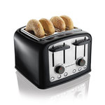 Hamilton Beach SmartToast Extra-Wide Slot Toaster