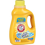 Arm & Hammer Plus OxiClean Liquid Laundry Detergent