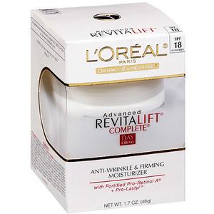 L'Oreal Advanced RevitaLift Complete Day Cream SPF 18