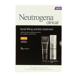 Neutrogena Clinical Facial Lifting Wrinkle Treatment SPF30