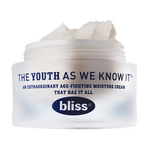 Bliss Youth As We Know It Anti-Aging Moisture Cream
